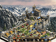 Legends of Honor - Castello di neve
